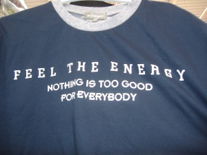 Spanish t-shirts wrong English