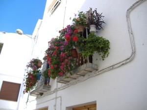 prewar balcony