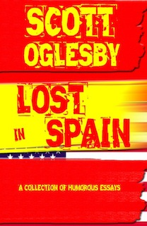 Book Lost In Spain