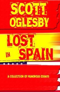 Book Lost In Spain
